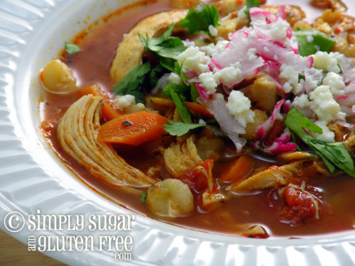 Crock Pot Chicken Posole Stew — Cooking During Stolen Moments